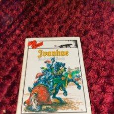 Libros antiguos: IVANHOE.WALTER SCOTT.TUS LIBROS .ANAYA.1ª.-1990. Lote 225391765