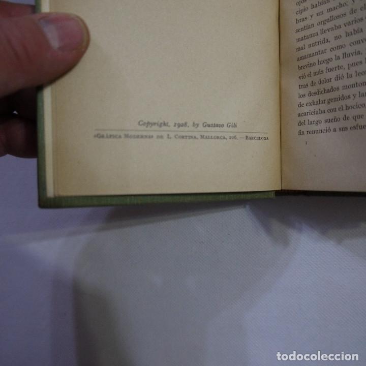 Libros antiguos: LOTE DE 10 NOVELAS DE TARZAN - EDGAR RICE BURROUGHS - GUSTAVO GILI EDITOR - 1927 y 1928 - Foto 9 - 231655910