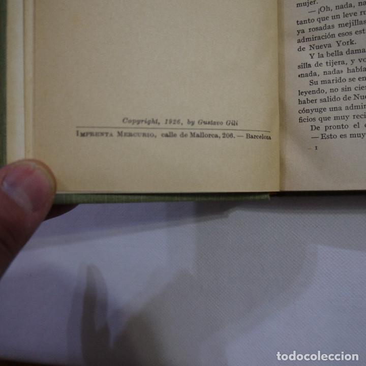 Libros antiguos: LOTE DE 10 NOVELAS DE TARZAN - EDGAR RICE BURROUGHS - GUSTAVO GILI EDITOR - 1927 y 1928 - Foto 15 - 231655910