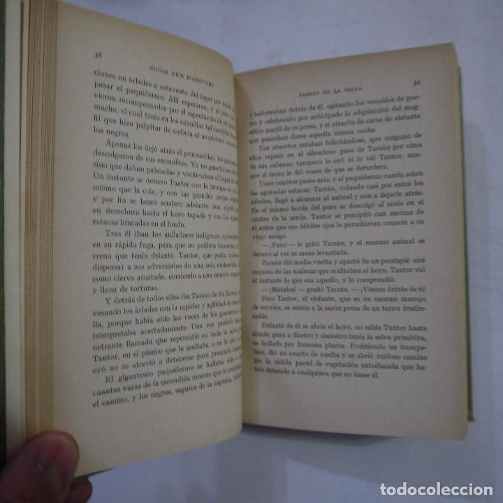 Libros antiguos: LOTE DE 10 NOVELAS DE TARZAN - EDGAR RICE BURROUGHS - GUSTAVO GILI EDITOR - 1927 y 1928 - Foto 22 - 231655910