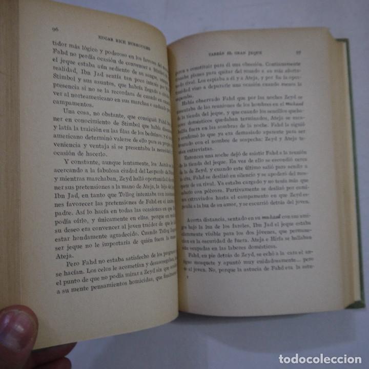 Libros antiguos: LOTE DE 10 NOVELAS DE TARZAN - EDGAR RICE BURROUGHS - GUSTAVO GILI EDITOR - 1927 y 1928 - Foto 31 - 231655910