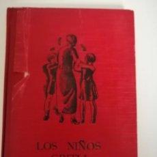 Libros antiguos: LOS NIÑOS GRITLI (JUANA SPYRI) 1ª EDICIÓN 1931. Lote 232346650