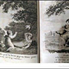 Libros antiguos: AÑO 1817: REGALO DE UNA HERMANA A SU HERMANO. LIBRO DEL SIGLO XIX.. Lote 234055760