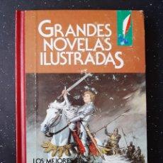 Libros antiguos: GRANDES NOVELAS ILUSTRADAS N11 LITERATURA JUVENIL UNIVERSAL-BRUGERA. Lote 234328475