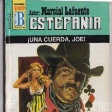 Libros antiguos: NOVELA ESTEFANIA B RANGAS TÍTULO UNA CUERDA JOE Nº1024. Lote 235093510