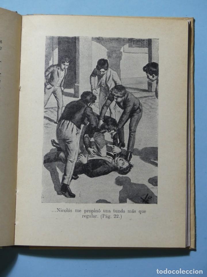 Libros antiguos: BIBLIOTECA SELECTA - POR MENTIR - EDITORIAL SOPENA 1935 - ILUSTRACIONES B/N Y COLOR - EXCELENTE VER - Foto 4 - 236061720