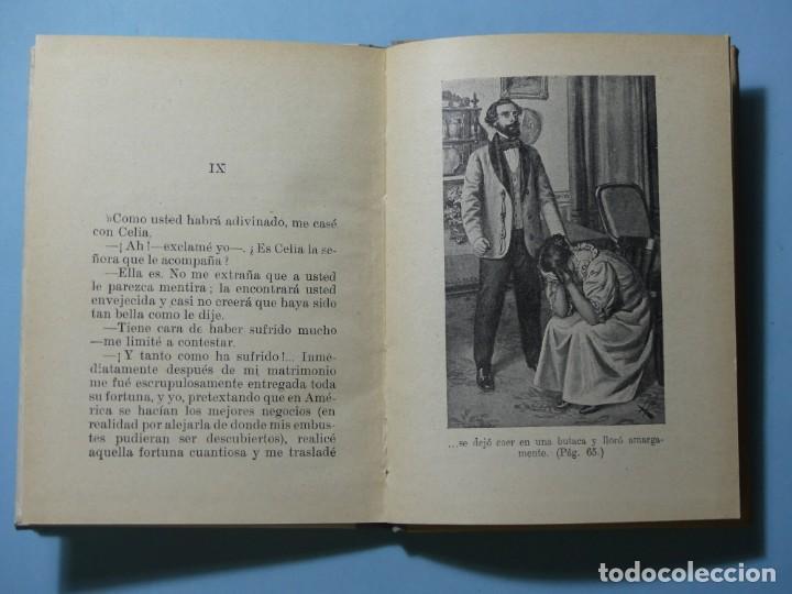 Libros antiguos: BIBLIOTECA SELECTA - POR MENTIR - EDITORIAL SOPENA 1935 - ILUSTRACIONES B/N Y COLOR - EXCELENTE VER - Foto 8 - 236061720