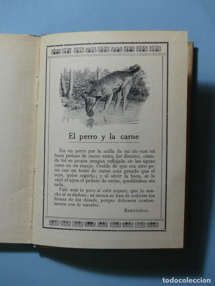 Libros antiguos: BIBLIOTECA SELECTA - POR MENTIR - EDITORIAL SOPENA 1935 - ILUSTRACIONES B/N Y COLOR - EXCELENTE VER - Foto 10 - 236061720