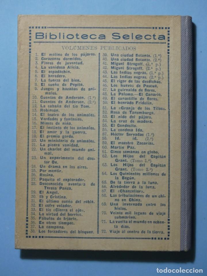 Libros antiguos: BIBLIOTECA SELECTA - POR MENTIR - EDITORIAL SOPENA 1935 - ILUSTRACIONES B/N Y COLOR - EXCELENTE VER - Foto 12 - 236061720