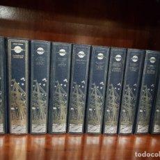 Libros antiguos: COLECCION NOVELAS JULIO VERNE. EUROLIBER. 1990. PRECIO POR UNIDAD. Lote 237298995