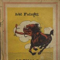 Libros antiguos: JOSEP MARÍA FOLCH I TORRES. PER LES TERRES ROGES. BARCELONA, 1935. TEXTO EN CATALÁN.. Lote 244731540