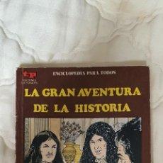 Libros antiguos: LIBRO ENCICLOPEDIA PARA TODOS - FRANCIA, EN LA EPOCA DE LUIS XIV 1979 PAG 67. Lote 245433710