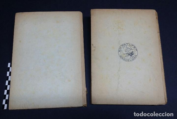 Libros antiguos: 2 libros de la Biblioteca Patufet de J.M Folch i Torres. - Foto 2 - 246238075