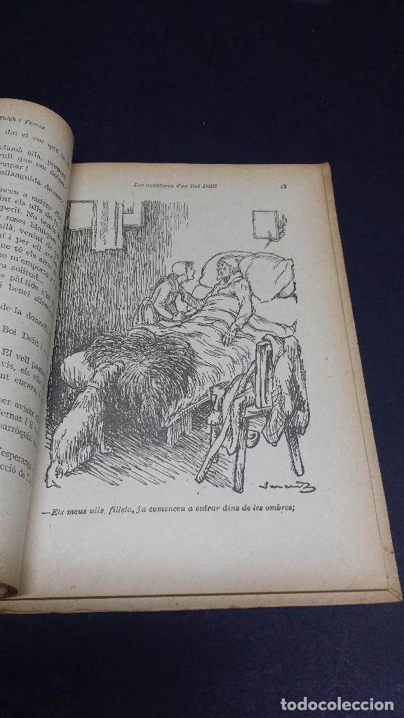 Libros antiguos: 2 libros de la Biblioteca Patufet de J.M Folch i Torres. - Foto 5 - 246238075