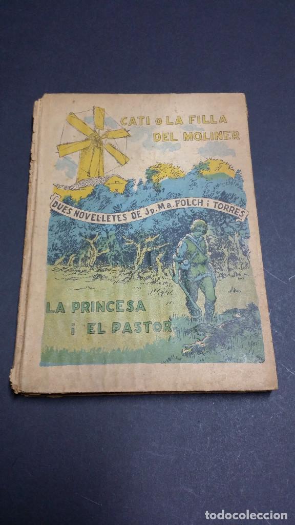 Libros antiguos: 2 libros de la Biblioteca Patufet de J.M Folch i Torres. - Foto 7 - 246238075