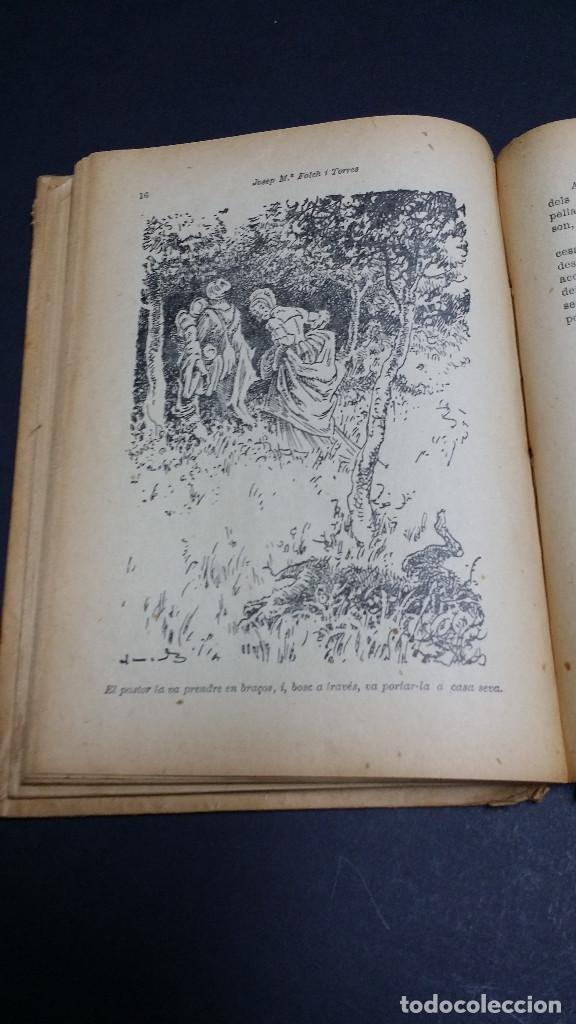 Libros antiguos: 2 libros de la Biblioteca Patufet de J.M Folch i Torres. - Foto 9 - 246238075