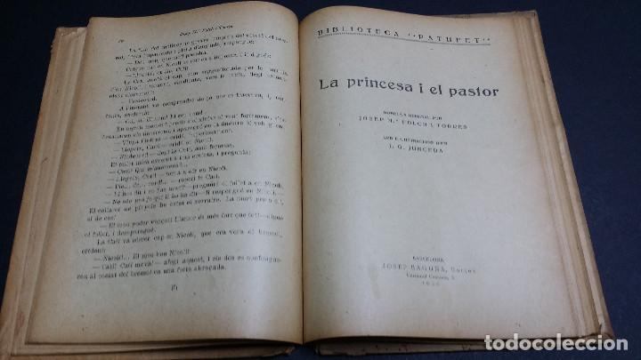 Libros antiguos: 2 libros de la Biblioteca Patufet de J.M Folch i Torres. - Foto 10 - 246238075