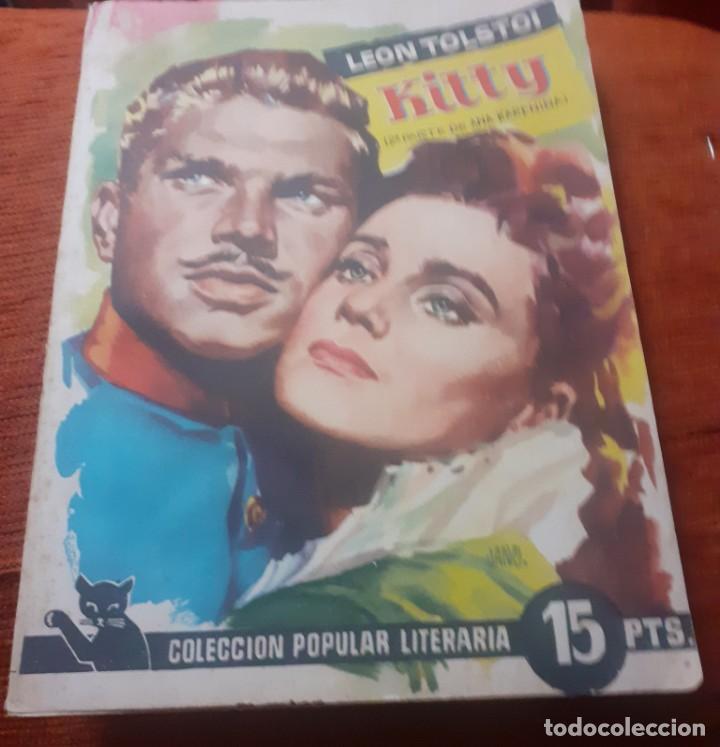 Libros antiguos: 2 Novelas Ana Karenina parte 1 y 2 de los años 60 - Foto 4 - 251642375