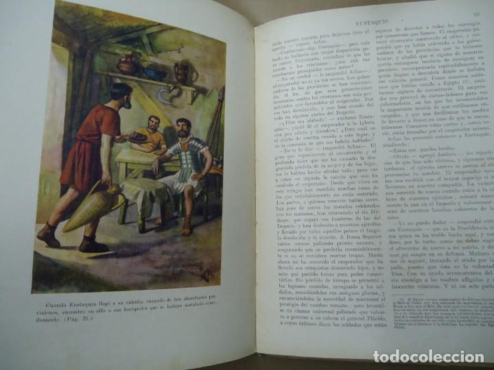 Libros antiguos: BIBLIOTECA PARA NIÑOS EUSTAQUIO 1934 CRISTÓBAL SCHMID CON 62 PÁGNAS EDITA RAMÓN SOPENA - Foto 4 - 254362850