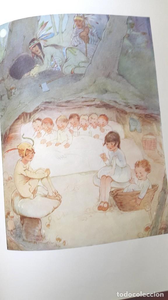 Libros antiguos: PETER PAN Y WENDY - 1935 - EDITORIAL JUVENTUD - EDICIÓN DE LUJO. - Foto 5 - 255337480