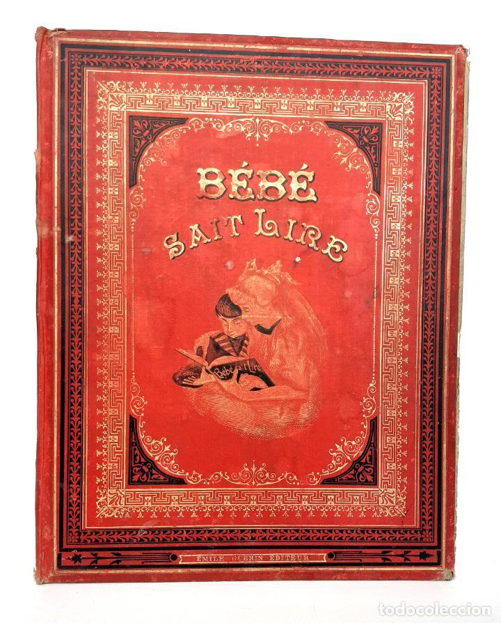 1880 - RARO - CUENTOS CORTOS PARA APRENDER A LEER - GRABADOS COLOREADOS A MANO - SIGLO XIX (Libros Antiguos, Raros y Curiosos - Literatura Infantil y Juvenil - Novela)