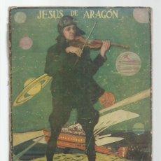 Libros antiguos: UNA EXTRAÑA AVENTURA DE AMOR EN LA LUNA, 1929, JUVENTUD, PRIMERA EDICIÓN. COLECCIÓN A.T.. Lote 255372000