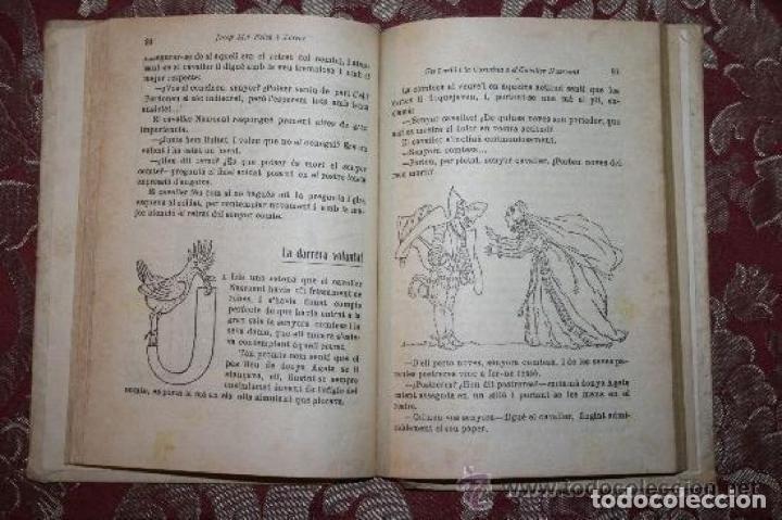 Libros antiguos: LOTE DE 8 NOVELAS DE LA BIBLIOTECA PATUFET. FOLCH Y TORRES. EDIT. BAGUÑA. 1919. - Foto 7 - 255933505