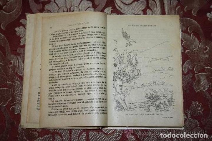 Libros antiguos: LOTE DE 8 NOVELAS DE LA BIBLIOTECA PATUFET. FOLCH Y TORRES. EDIT. BAGUÑA. 1919. - Foto 17 - 255933505