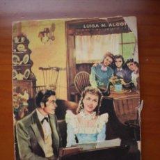Libros antiguos: MUJERCITAS. LUISA M. ALCOTT. COLECCIÓN TESORO VIEJO. EDITORIAL BAGUÑA HNOS. PRIMERA EDICIÓN. 1951.. Lote 261106300