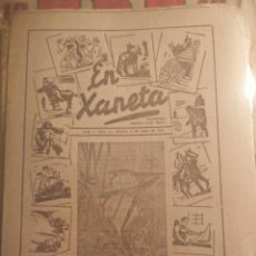 Libros antiguos: LOTE 50 EJEMPLARES SUPLEMENTO INFANTIL AÑOS 30 EN CATALA - EN XENETA-. Lote 262078320