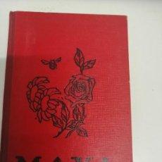 Libros antiguos: MAYA LA ABEJA Y SUS AVENTURAS (WALDEMAR BONSELS) 1935. Lote 262164805