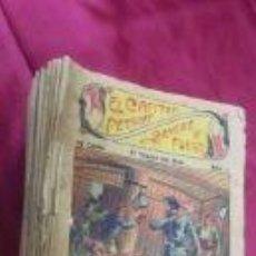 Libros antiguos: EL CAPITAN PETROFF, SANGRE Y FUEGO COLECCION DE 71 NUMEROS A FALTA DEL 3 Y 53 NOVELAS CENTENARIAS. Lote 262412005