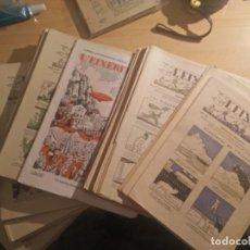 Libros antiguos: REVISTA DE CATEQUESIS INFANTIL EN CATALAN, DEL 1 AL 129 EXCEPTO EL 123, AÑOS 30. Lote 262412760