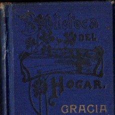 Libros antiguos: FRANCISCO HERNANDO ; GRACIA O LA CRISTIANA DEL JAPÓN (1906). Lote 262767960