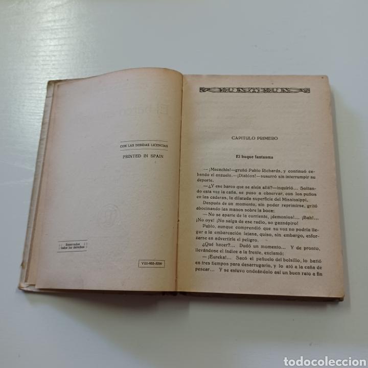 Libros antiguos: EL BARCO ENCALLADO - P. ENRIQUE S. SPALDING 1933 NARRACIONES ESCOLARES - Foto 4 - 267871749