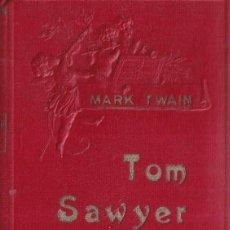 Libros antiguos: TOM SAWYER DETECTIVE - MARK TWAIN - EDITORIAL MAUCCI C. 1920. Lote 269585638