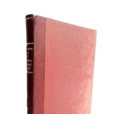 Libros antiguos: LES AVENTURES DEL POBRE FRIQUET - J.M. FOLCH I TORRES AÑO 1930. Lote 270252383