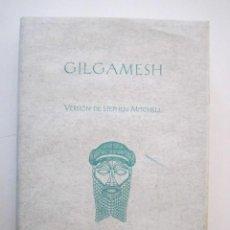Livros antigos: LIBRO GILGAMESH STEPHEN MITCHELL. Lote 276272753