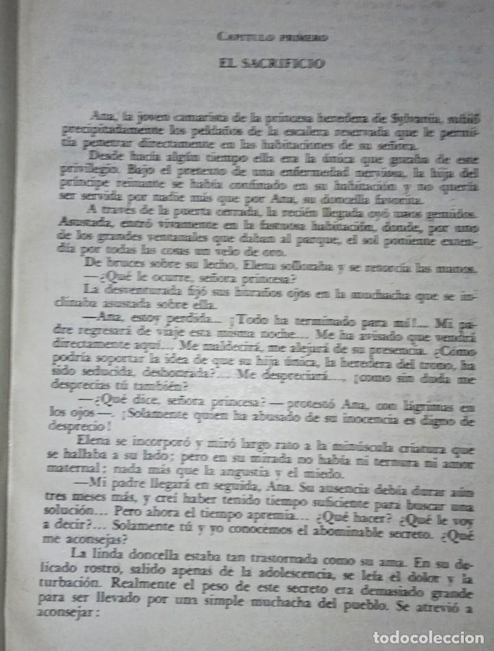Libros antiguos: Ana, novela con ilustraciones, en fasciculos. Encuadernada 4 tomos. Ed hispano americana 1956 - Foto 4 - 276706078