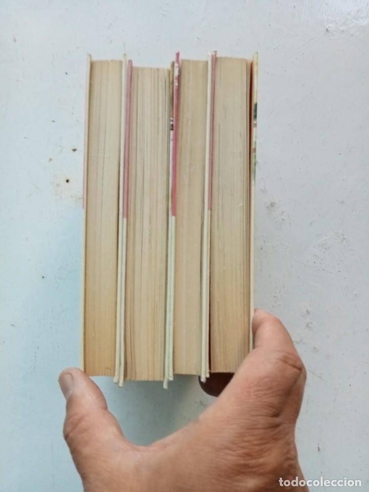 Libros antiguos: Lote de 4 títulos de Enid Blyton (Los Cinco y los Siete secretos), Editorial Juventud años 70 - Foto 5 - 287238463