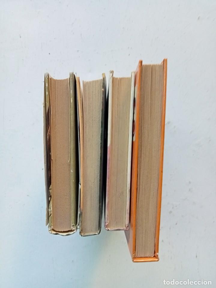 Libros antiguos: 4 novelas juveniles de aventuras e intriga. Los Hollister, Enid Blyton. Toray y Molino. Años 70 - Foto 4 - 287376378