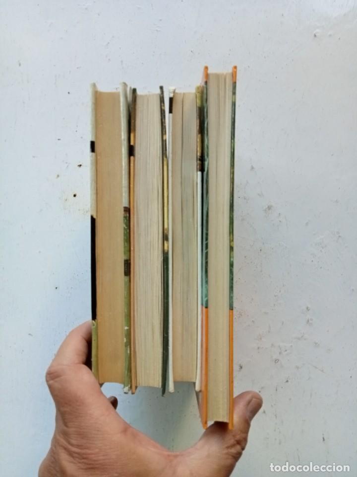 Libros antiguos: 4 novelas juveniles de aventuras e intriga. Los Hollister, Enid Blyton. Toray y Molino. Años 70 - Foto 5 - 287376378