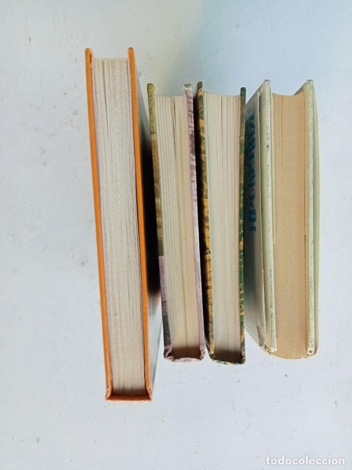 Libros antiguos: 4 novelas juveniles de aventuras e intriga. Los Hollister, Enid Blyton. Toray y Molino. Años 70 - Foto 6 - 287376378