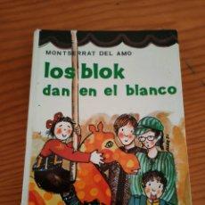Livros antigos: LIBRO LOS BLOK DAN EN EL BLANCO. Lote 287538498