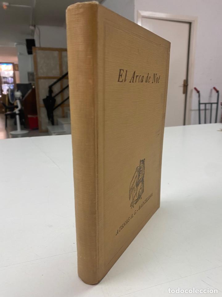 Libros antiguos: EL ARCA DE NOÉ POR KENNETH M WALKER & GEOFFREY M BOUMPHREY EDICIÓN ILUSTRADA AÑO 1929 - Foto 2 - 293573593