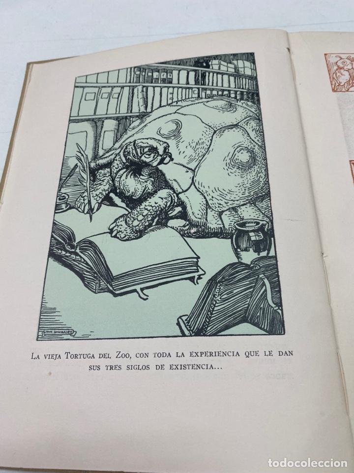 Libros antiguos: EL ARCA DE NOÉ POR KENNETH M WALKER & GEOFFREY M BOUMPHREY EDICIÓN ILUSTRADA AÑO 1929 - Foto 9 - 293573593