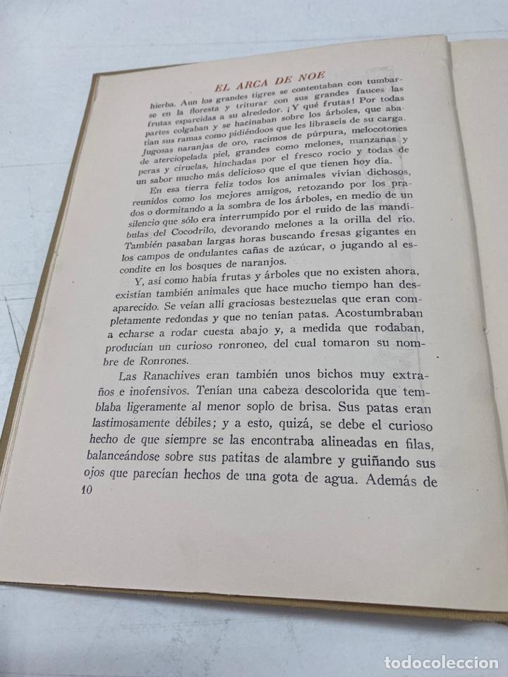 Libros antiguos: EL ARCA DE NOÉ POR KENNETH M WALKER & GEOFFREY M BOUMPHREY EDICIÓN ILUSTRADA AÑO 1929 - Foto 11 - 293573593