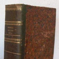 Libros antiguos: DIRECTORIO MISTICO - 2 TOMOS Y DICERNIMIENTO DE LOS ESPIRITUS - AÑO 1853. Lote 27031470