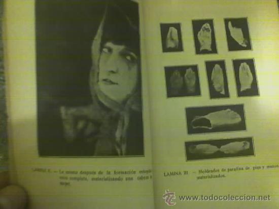 Libros antiguos: ENSAYO DE REVISTA GENERAL Y DE INTERPRETACION SINTETICA DEL ESPIRITISMO, por G. Geley - 1927 - Foto 2 - 26756161