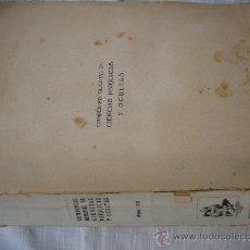 Livres anciens: MAGIA CIENCIAS PSIQUICAS Y OCULTAS. REVELACION DE LOS MISTERIOS DE LA VIDA.....CONNEN DOYLES, ANTONI. Lote 26787006
